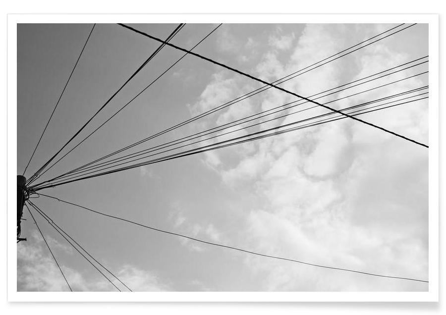 Power pole 2 poster