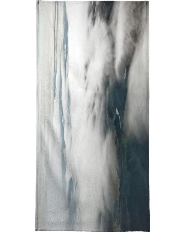 Through The Clouds Bath Towel