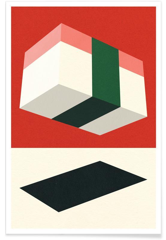 Flying Nigiri -Poster