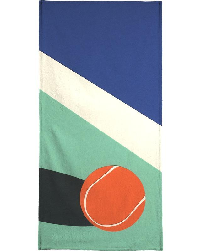 Arizona Tennis Club II -Handtuch