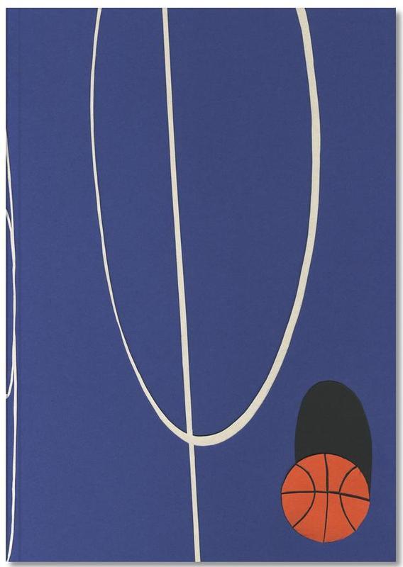 Oakland Basketball Team II Notebook