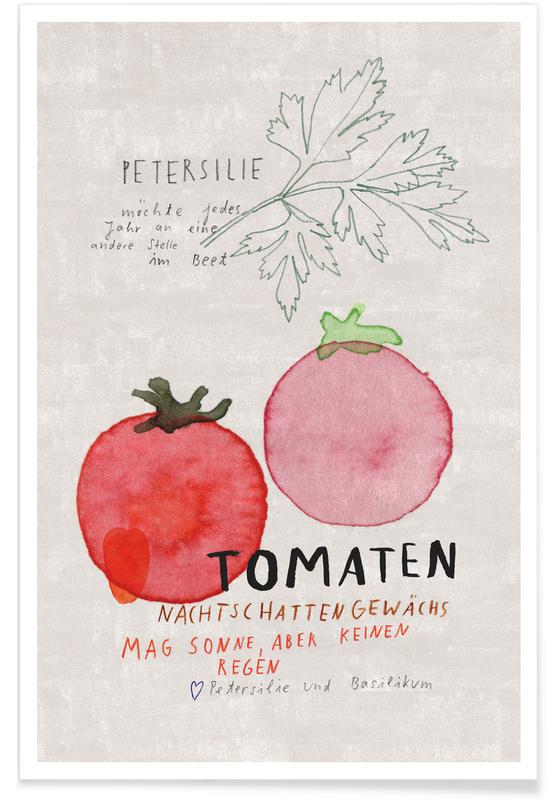 Tomate -Poster