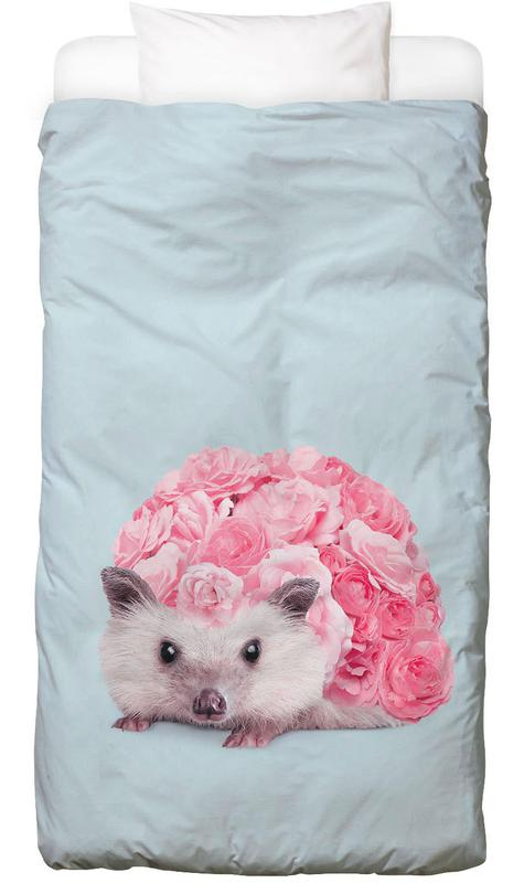 Hedgerosehog Bed Linen