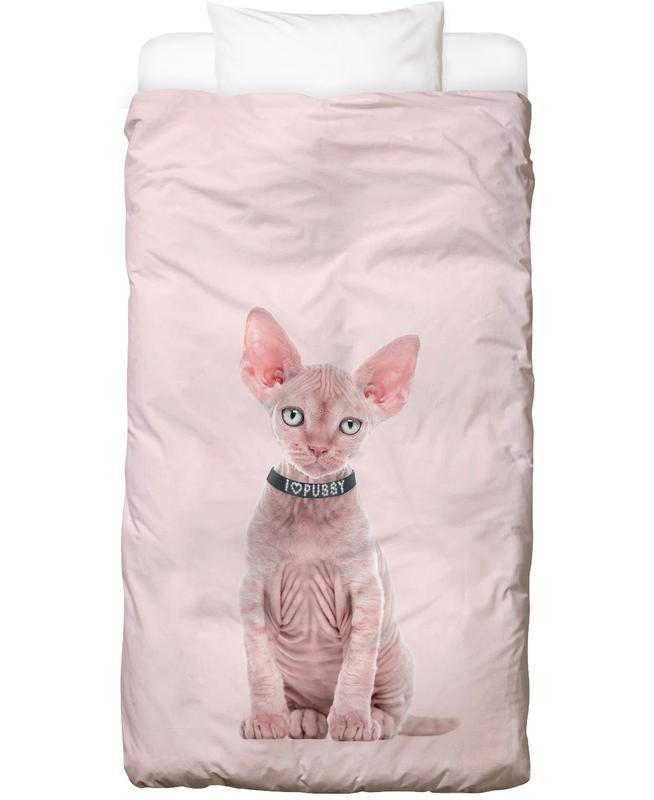 All Cats Are Beautiful Bed Linen