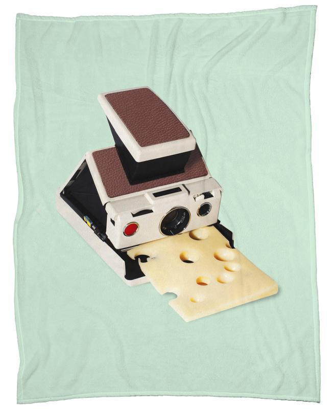 Say Cheese Fleecedecke | Heimtextilien > Decken und Kissen > Mehr-Decken