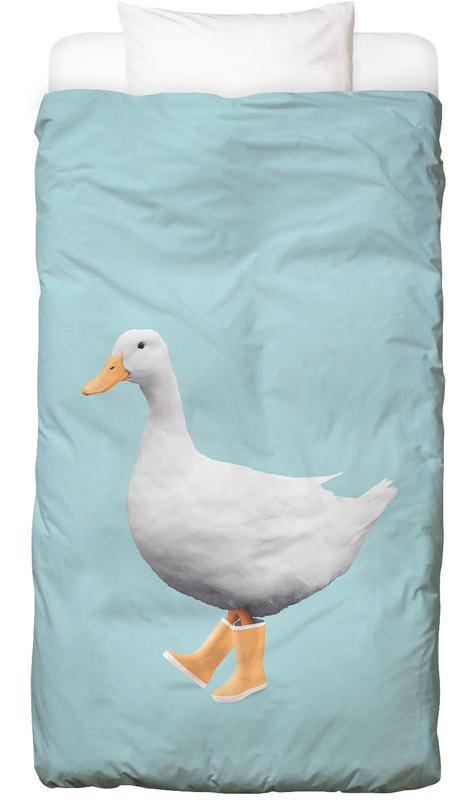Duck Boots Kids' Bedding
