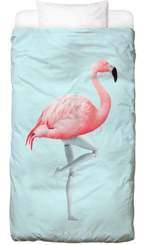 Flamingo Mannequin Bettwäsche