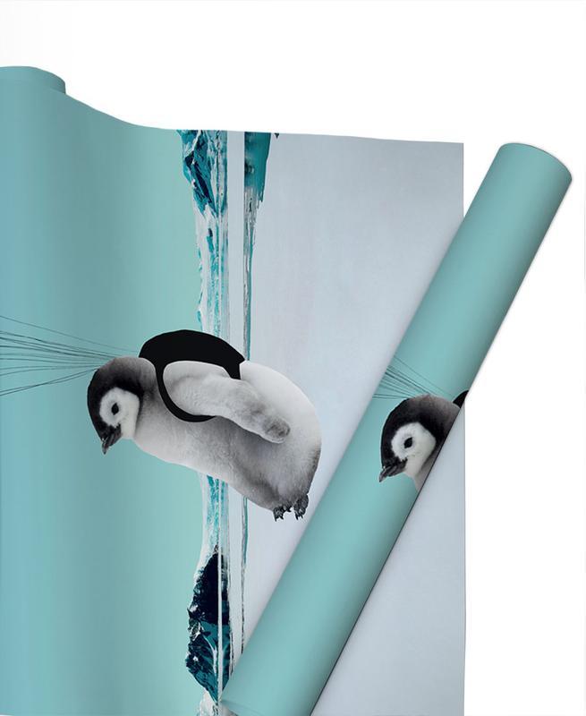 Penguin Gift Wrap