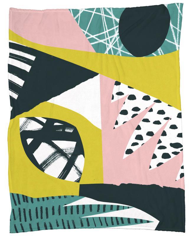 Serenity Fleecedecke | Heimtextilien > Decken und Kissen > Mehr-Decken | Mehrfarbig