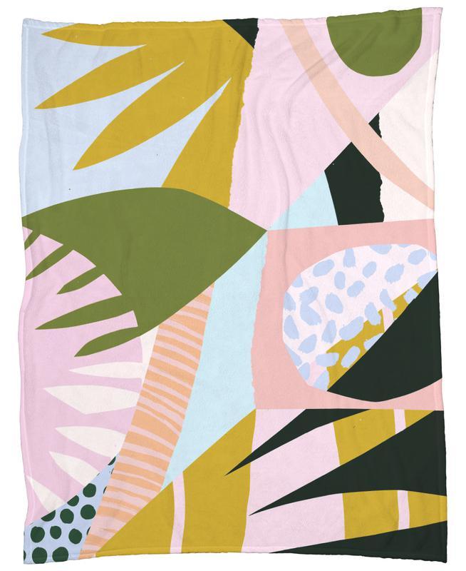 Untitled Fleecedecke | Heimtextilien > Decken und Kissen > Mehr-Decken | Mehrfarbig