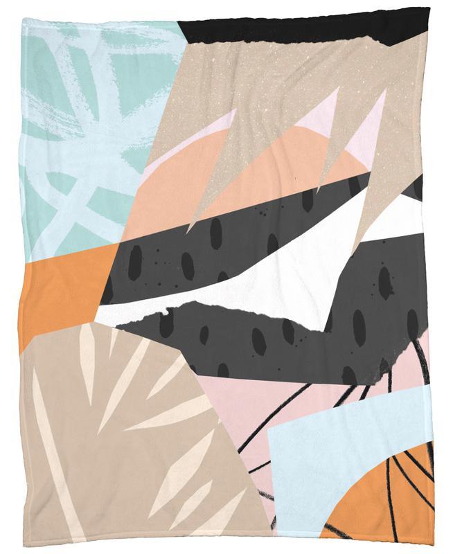 Scandi Fleecedecke | Heimtextilien > Decken und Kissen > Mehr-Decken | Mehrfarbig
