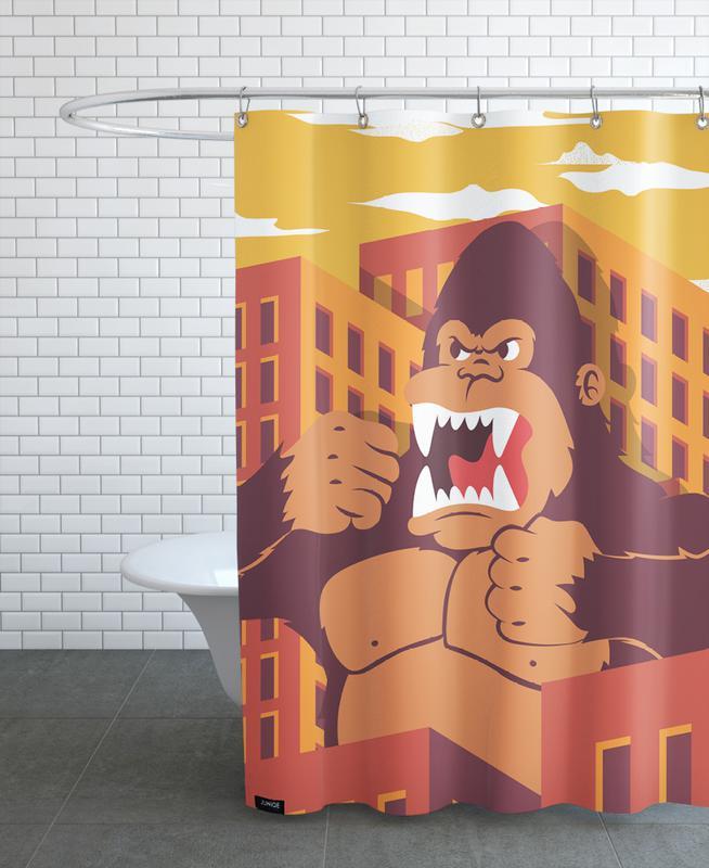 Ape Duschvorhang   Bad > Duschen > Duschvorhänge