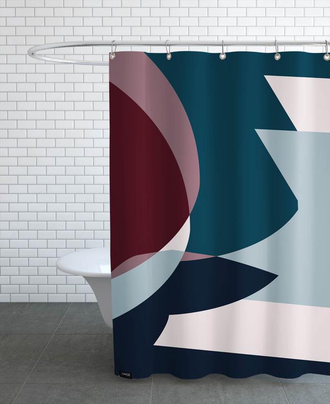 Bloom 1 Shower Curtain