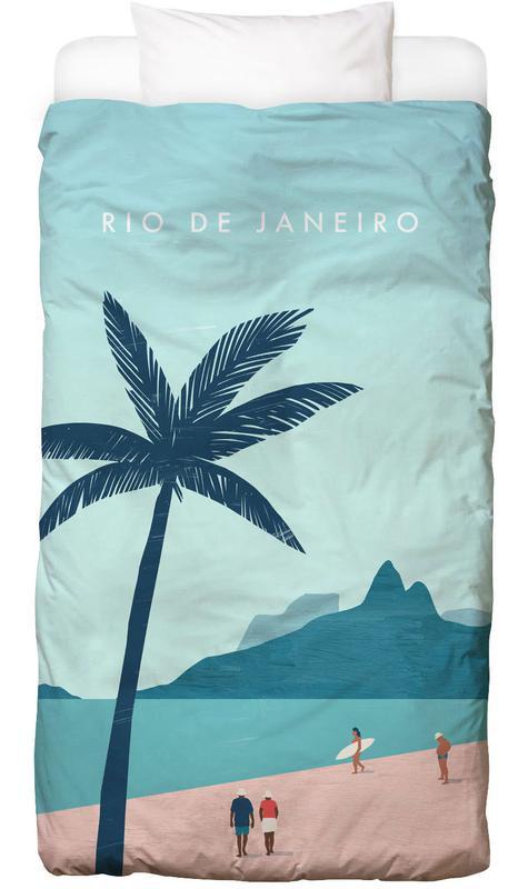 Rio De Janeiro Bed Linen