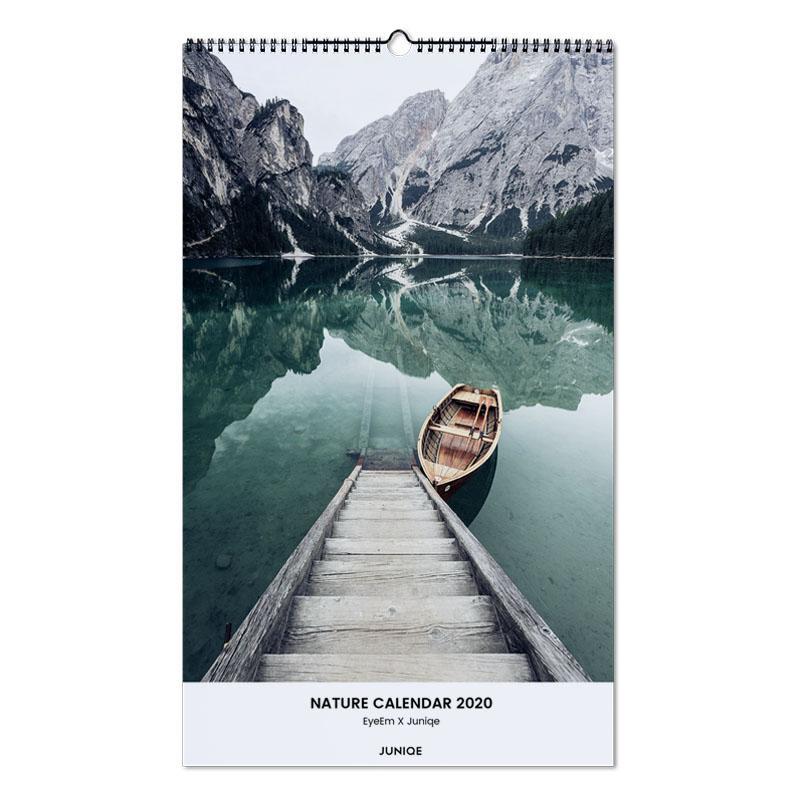 Nature Calendar 2020 - EyeEm x JUNIQE Wall Calendar