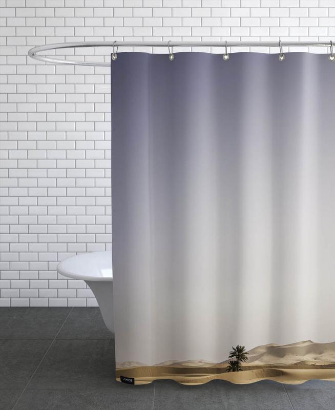 Desert Skies Shower Curtain