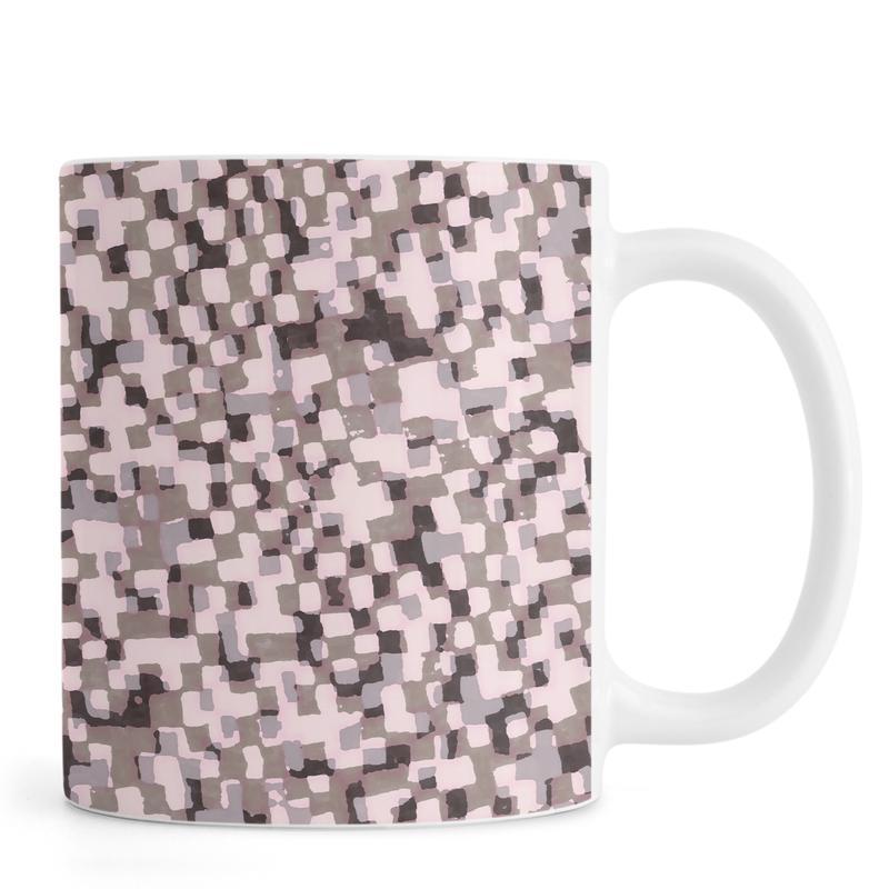 Sahkyi Black Mug