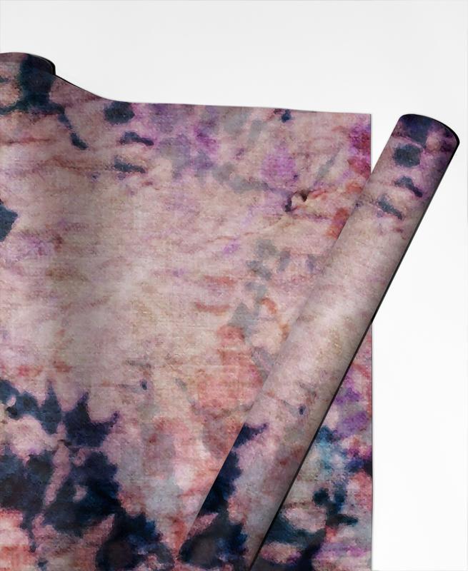 Textile Study Rosé Geschenkpapier | Weihnachten > Geschenkideen | Mehrfarbig