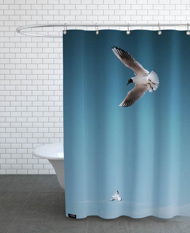 Seagulls I -Duschvorhang