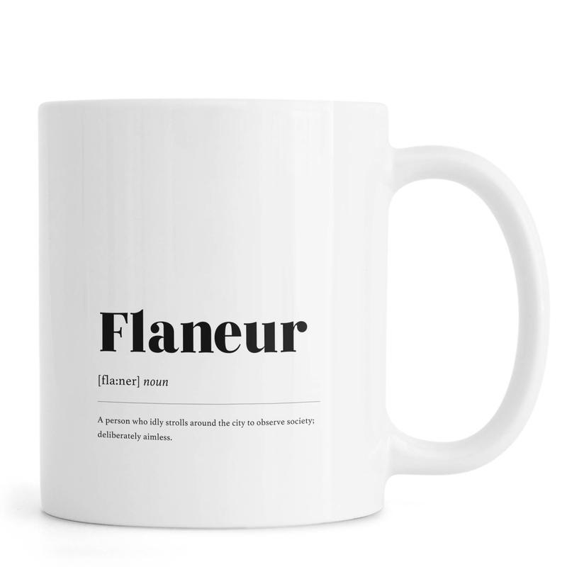 Flaneur mug