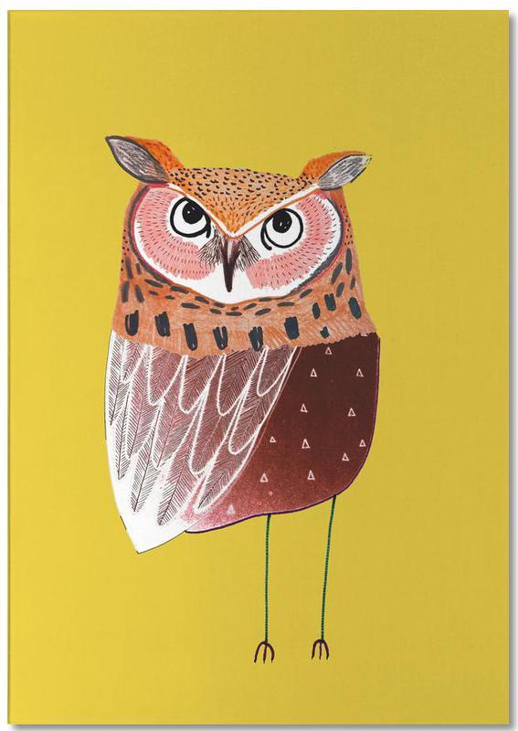 Owl Ears Notepad