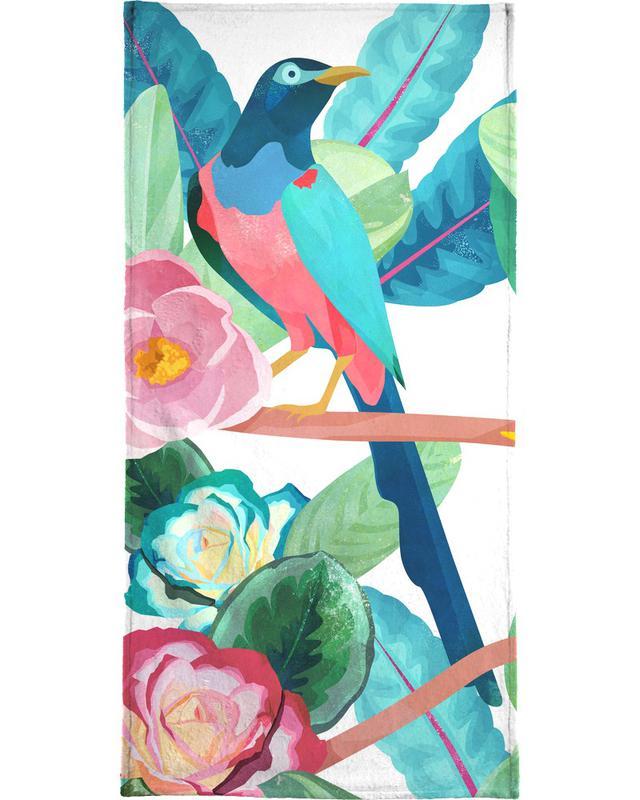 Birds Handtuch