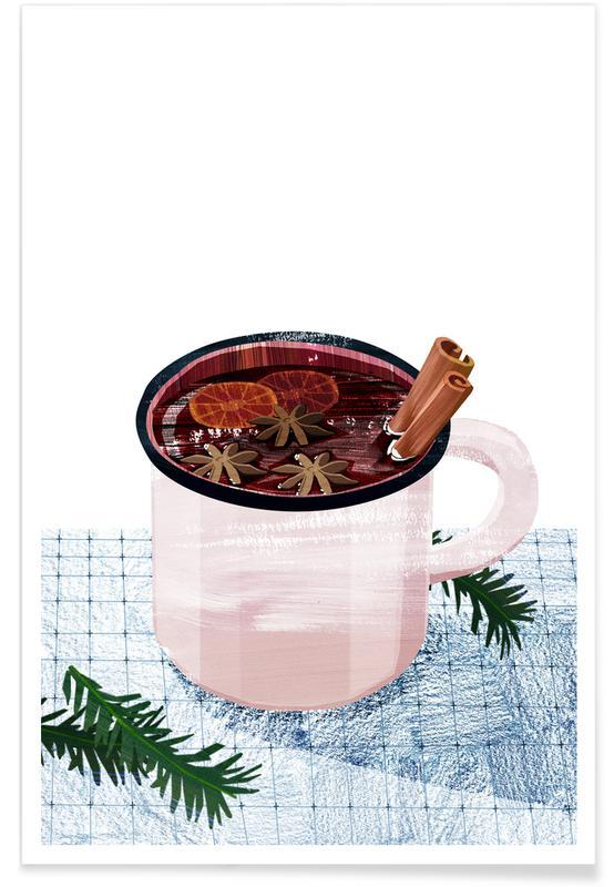 Glühwein -Poster