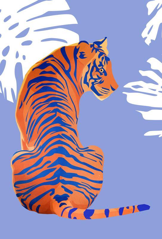 Tiger alu dibond