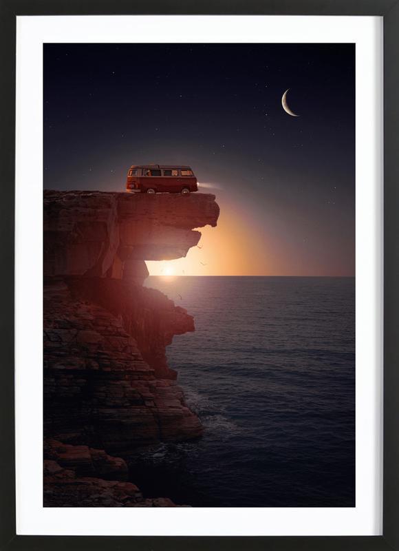 Life Is an Adventure Framed Print