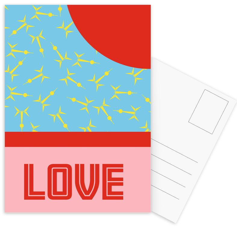 Berlin Love Postcard Set