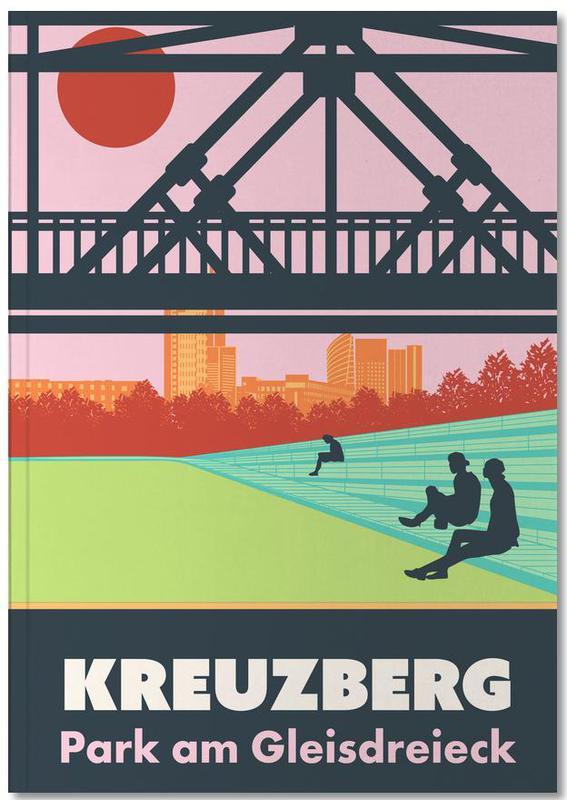 Berlin Kreuzberg Notebook