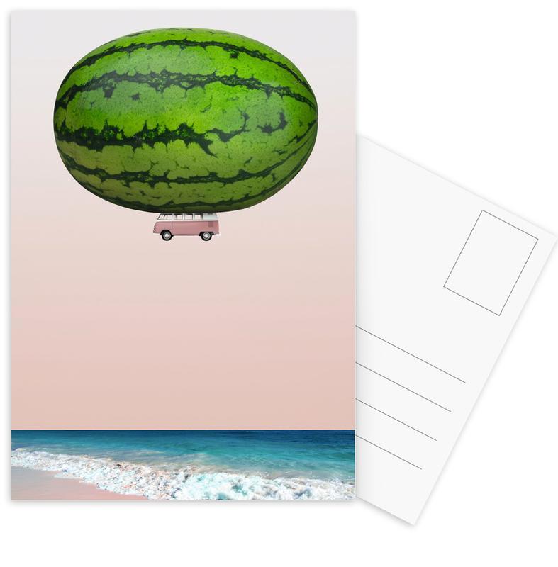 Melon Ship cartes postales