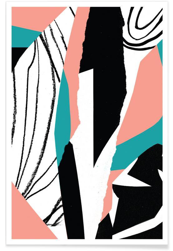 Kalimba Premium Poster | Dekoration > Bilder und Rahmen > Poster | Mehrfarbig