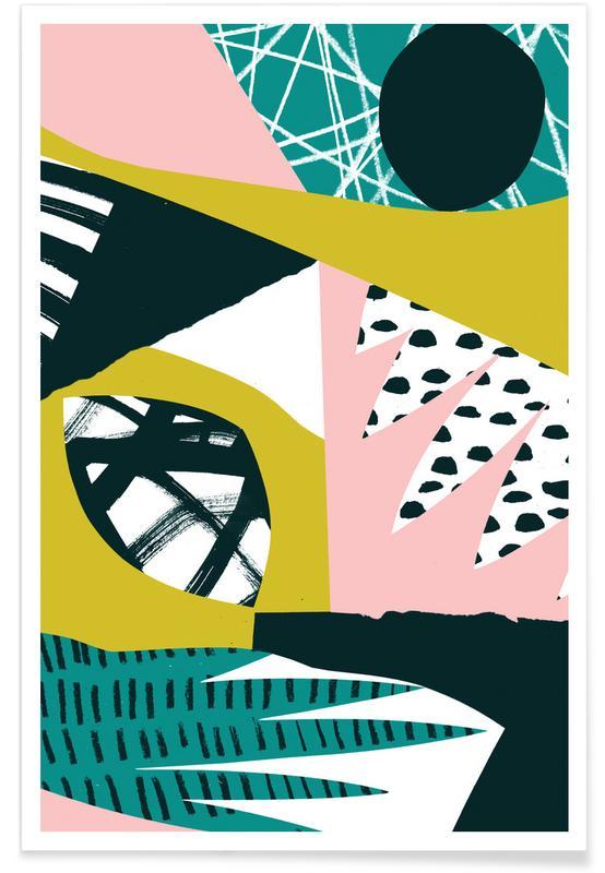 Serenity Premium Poster | Dekoration > Bilder und Rahmen > Poster | Mehrfarbig