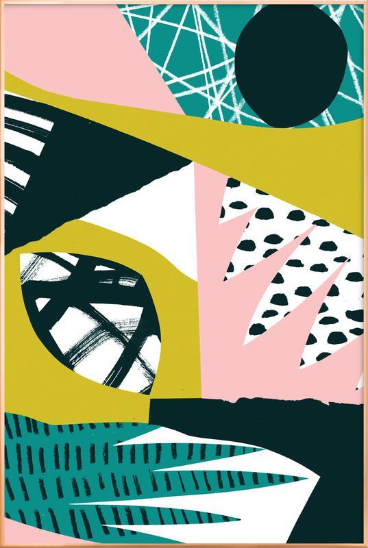 Serenity Poster im Alurahmen | Dekoration > Bilder und Rahmen > Poster | Mehrfarbig