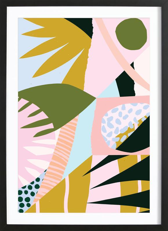 Untitled Premium Poster gerahmt | Dekoration > Bilder und Rahmen > Poster | Mehrfarbig