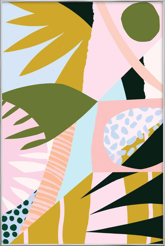 Untitled Poster im Alurahmen | Dekoration > Bilder und Rahmen > Poster | Mehrfarbig