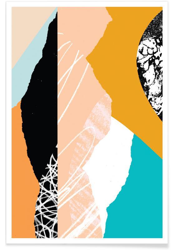 Morning Sunrise Premium Poster | Dekoration > Bilder und Rahmen > Poster | Mehrfarbig