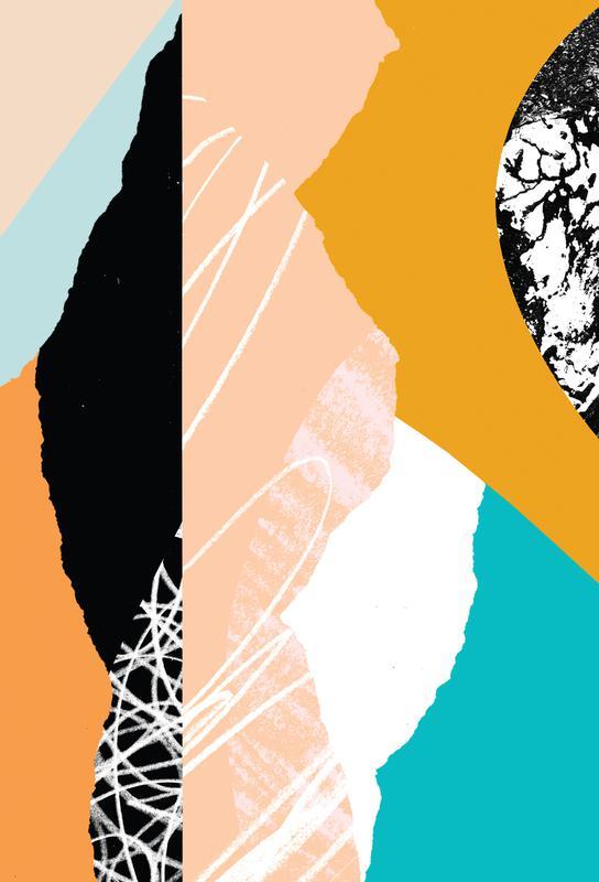 Morning Sunrise Alu Dibond Druck | Dekoration > Bilder und Rahmen > Poster | Mehrfarbig | Aluminium