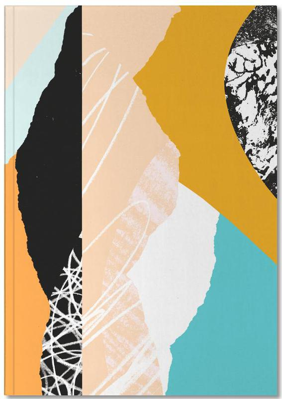 Morning Sunrise Premium Notizbuch | Dekoration > Accessoires | Mehrfarbig | Papier