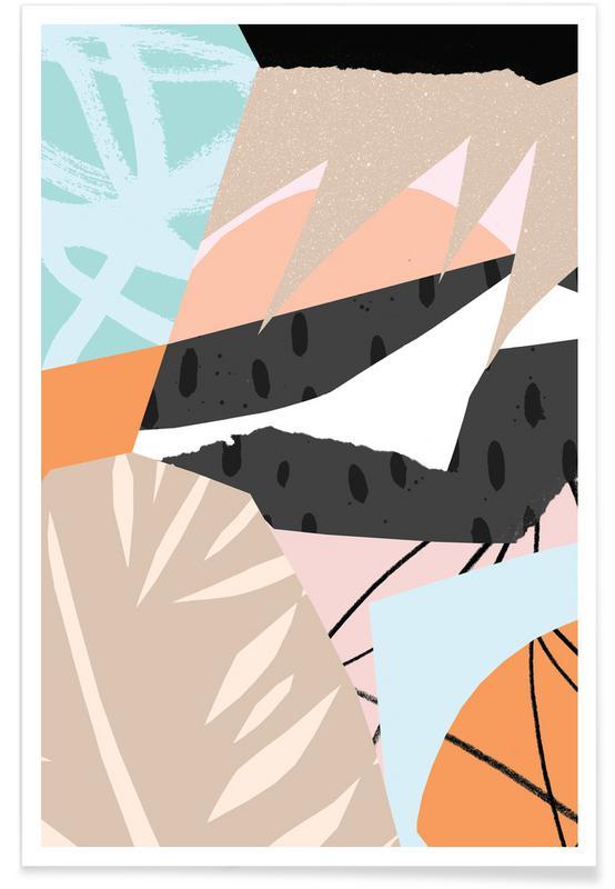 Scandi Premium Poster | Dekoration > Bilder und Rahmen > Poster | Mehrfarbig