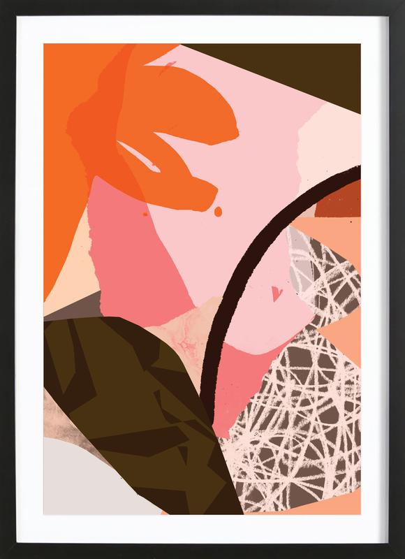Stoicism Premium Poster gerahmt | Dekoration > Bilder und Rahmen > Poster | Mehrfarbig
