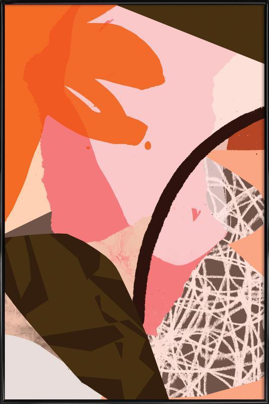 Stoicism Gerahmtes Poster   Dekoration > Bilder und Rahmen > Poster   Mehrfarbig