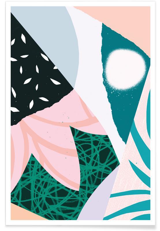Ambience Premium Poster | Dekoration > Bilder und Rahmen > Poster | Mehrfarbig