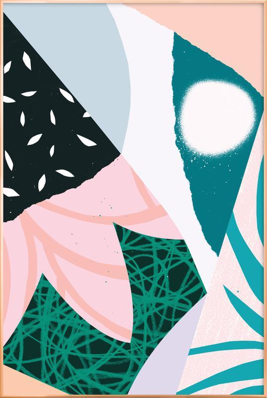 Ambience Poster im Alurahmen   Dekoration > Bilder und Rahmen > Poster   Mehrfarbig