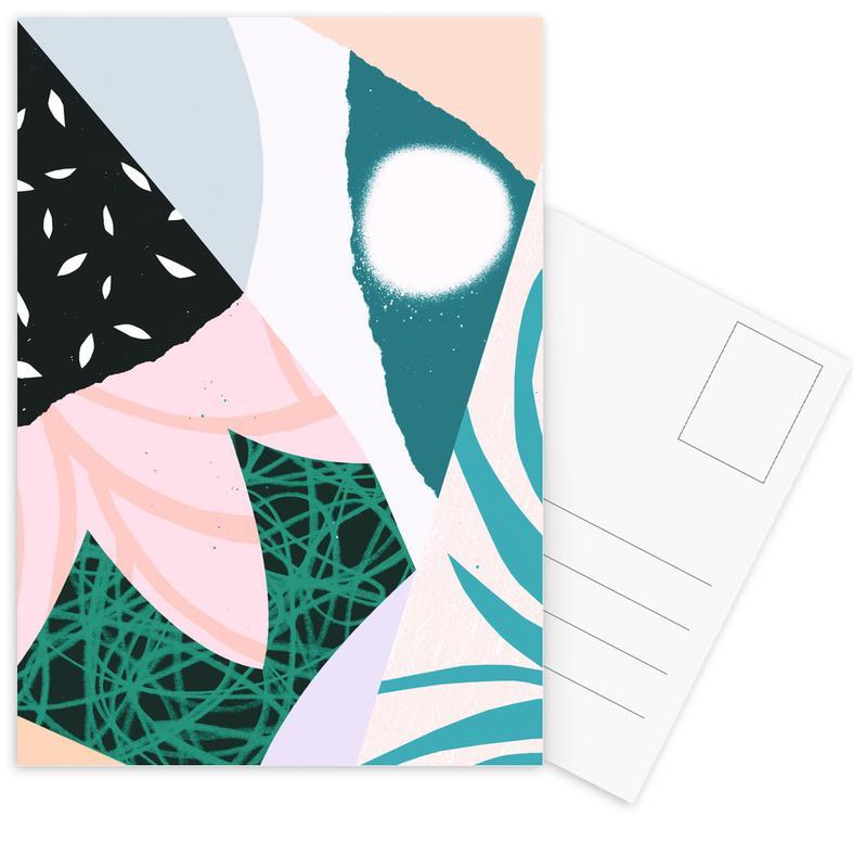 Ambience Postkartenset | Dekoration > Accessoires | Mehrfarbig