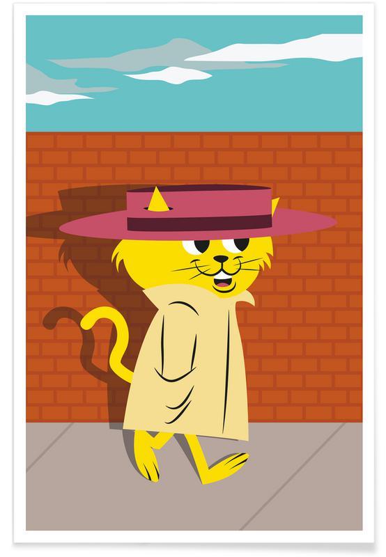 Topcat -Poster