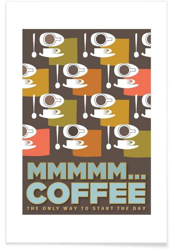 MMM Coffee Poster