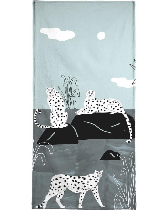 Tropciana - Royal Palm serviette de bain