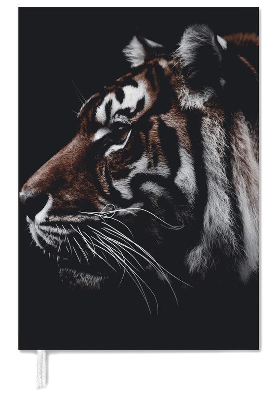 Dark Tiger Personal Planner